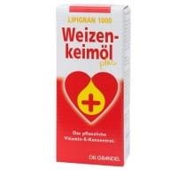 Lipigran 1000 Weizenkeimöl plus von Dr. Grandel