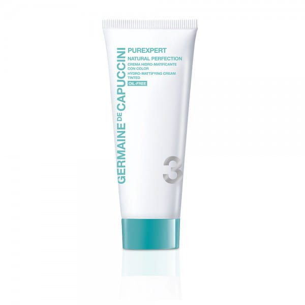 Purexpert Natural Perfection Hydro-Mattifying Cream Oil Tinted Oil-Free von Germaine de Capuccini