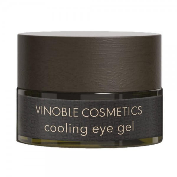 cooling eye gel von Vinoble Cosmetics