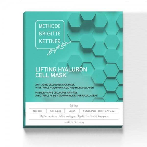 lifting hyaluron cell mask 4er Pack von Methode Brigitte Kettner (MBK)