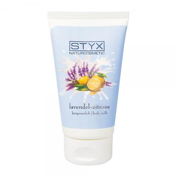 Lavendel-Zitrone Körpermilch von STYX