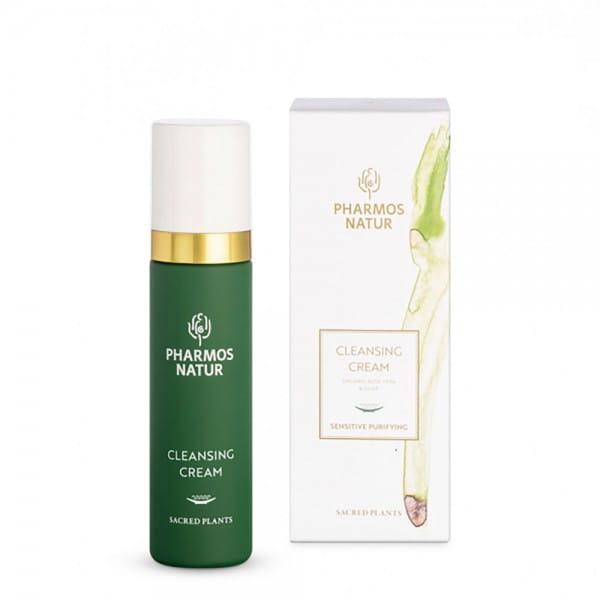Cleansing Cream Bio Aloe mit Olive von Pharmos Natur