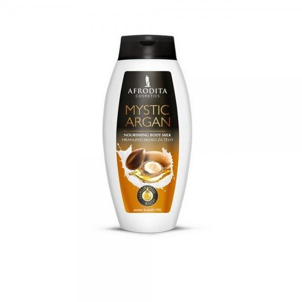 MYSTIC ARGAN Körpermilch von Afrodita Professional