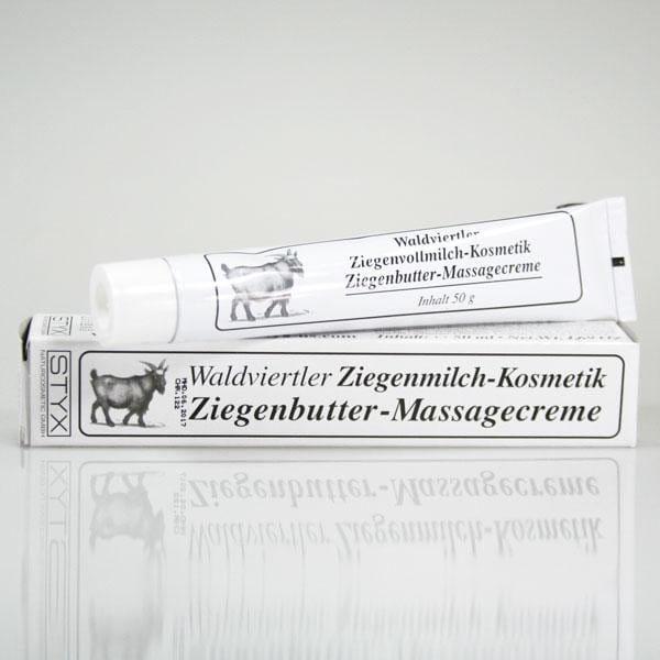 Ziegenbutter Massagecreme von STYX