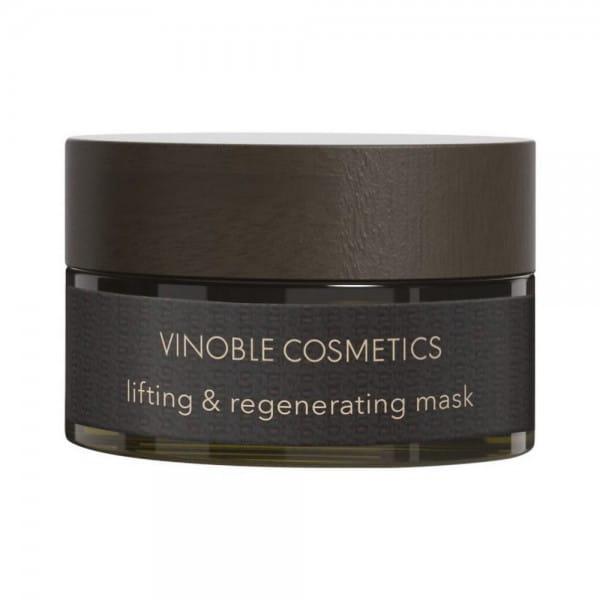 lifting & regenerating mask von Vinoble Cosmetics