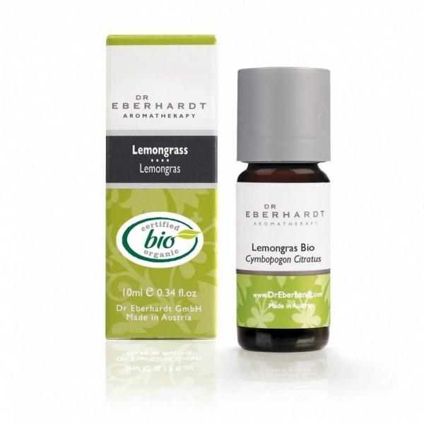 Lemongras Bio 10 ml von Dr. Eberhardt
