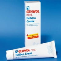 Med. Fussdeo Creme