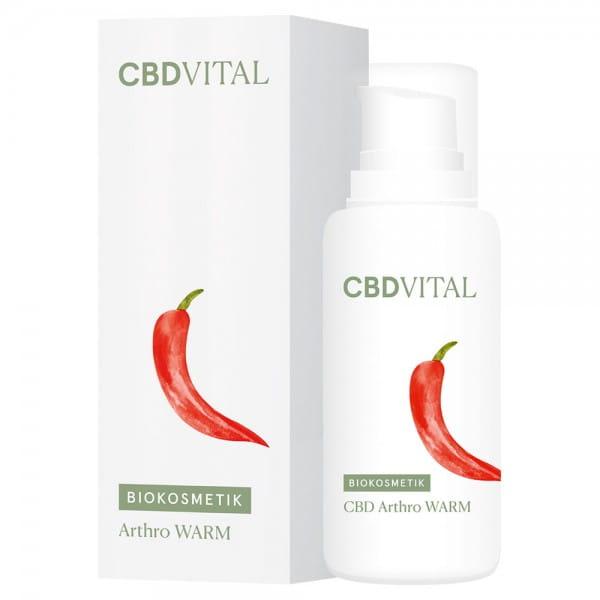 CBD Arthro WARM von CBD Vital