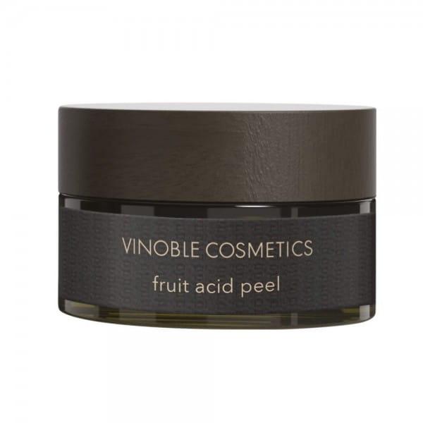 fruit acid peel von Vinoble Cosmetics