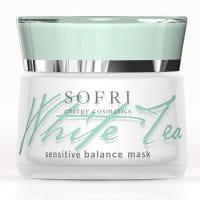 White Tea Sensitive Balance Mask von Sofri