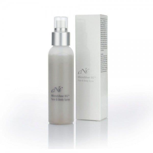 MicroSilver Face/Body Spray von CNC Cosmetic