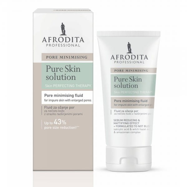 PURE SKIN Pore minimising fluid von Afrodita Professional