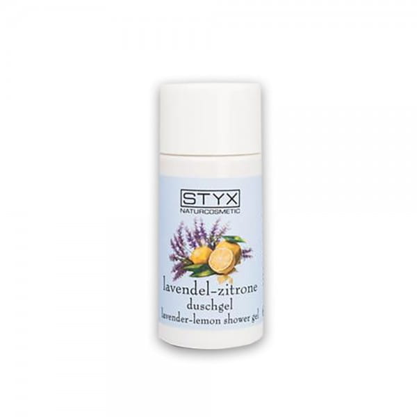 Luxusprobe Lavendel-Zitrone Duschgel