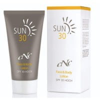 Sun Face & Body Lotion SPF 30 von CNC Cosmetic