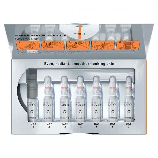 DOCTOR BABOR Power Serum Ampullen Vitamin C 20%